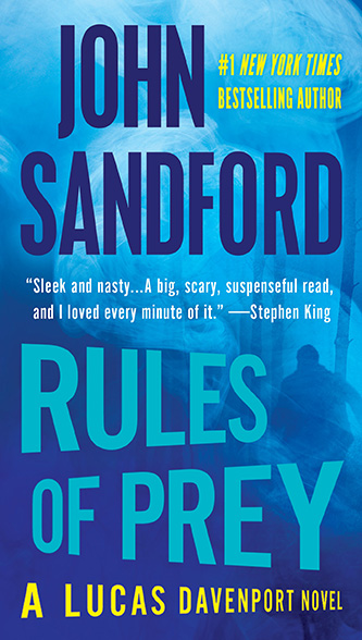 Rules of Prey, US paperback reissue