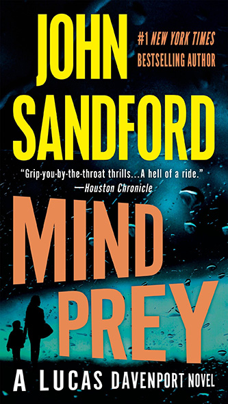 Mind Prey, US paperback reissue