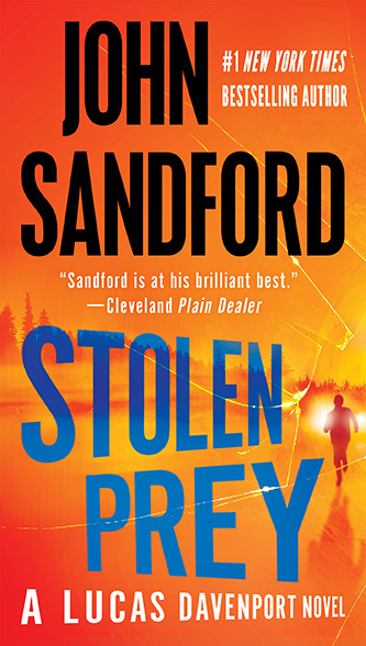 Stolen Prey, US hardcover